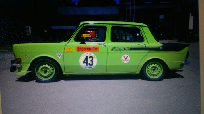 Simca Rallye II
