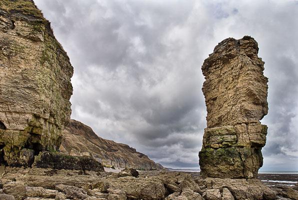 Steilküste zwischen Honorine und Port en Bessin 4