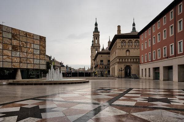 Saragossa : Catedral de El Salvador