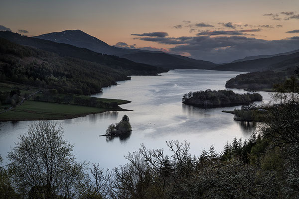 Queen's View bei Pitlochry