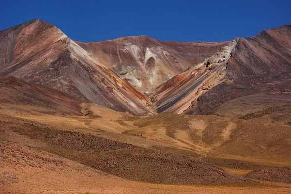 Der Berg der sieben Farben