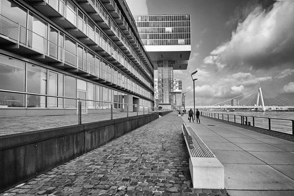 Bei Kranhäusern in Köln 2