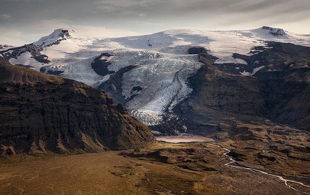 Glaziale Serie Skeidararjökull / Vatnajökull