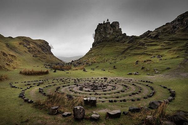 Fairy Glen, Isle o Skye