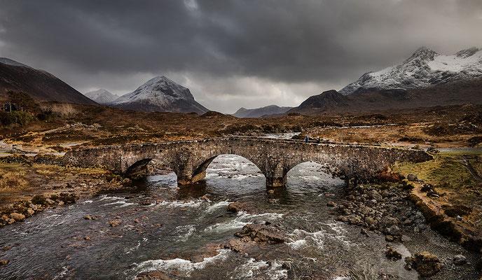Sligachan Old Bridge, Skye