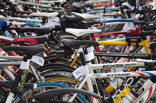 30 km Rad fahren II