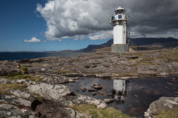 Rhue Lighthouse, Ullapool