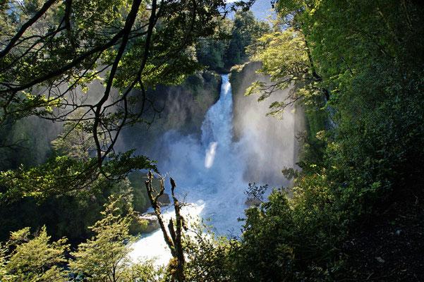 Huilo-Huilo-Wasserfall II