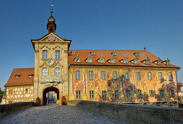 Bamberg - das alte Rathaus