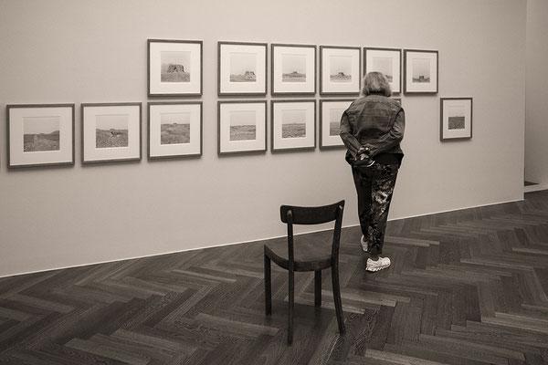 Menschen im Museum - Städelmuseum Frankfurt