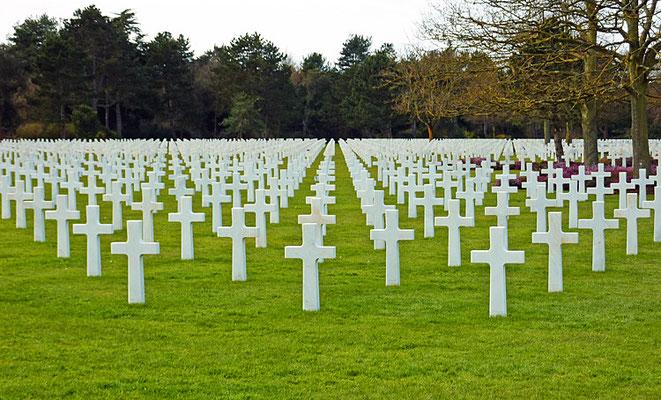 Amerikanischer Soldatenfriedhof IV