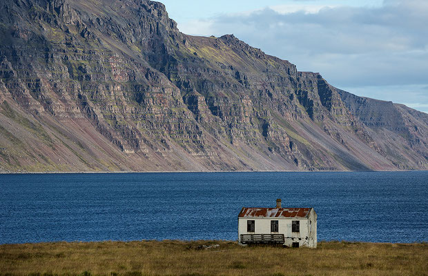 abandoned house an der 85