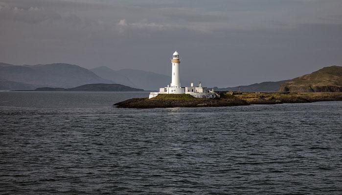 Eilean Musdile Lighthouse bei Oban