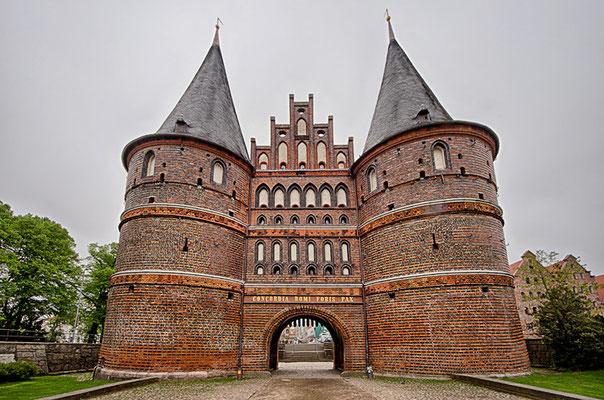Lübeck- Holstentor