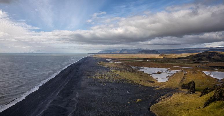 Dyrholaey Black Beach