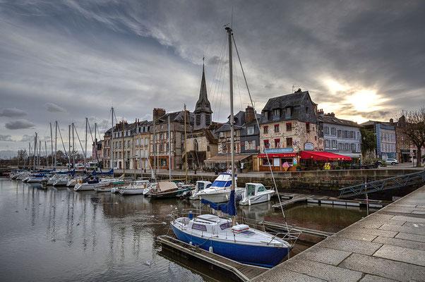 Honfleur, Vieux Bassin