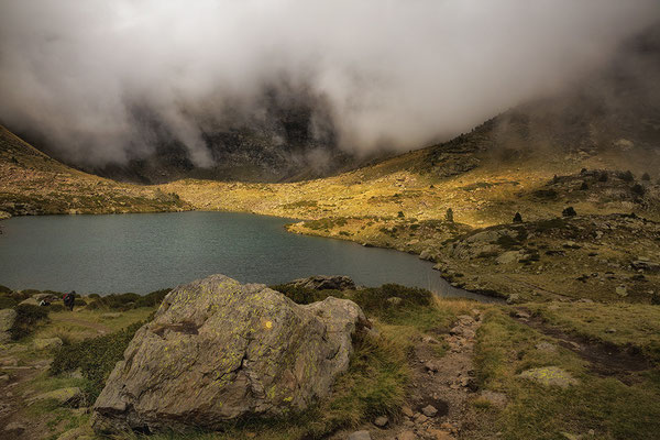 Lacs de Tristaina (Andorra)