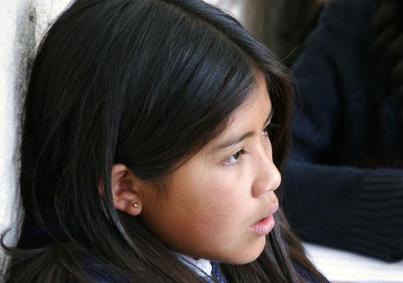 Schüler in Socaire I