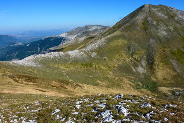 Monte Prada - eine Wanderung