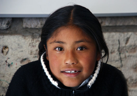 Schüler in Socaire II