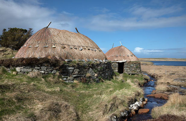 Norse Mill and Kiln bei Siabost, Isle of Lewis