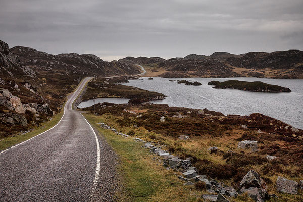 Golden Road, Isle of Harris