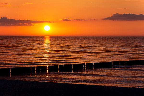 Strand bei Börgerende 1