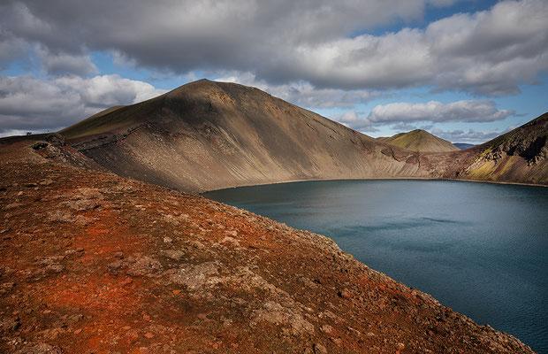 Blahylur Kratersee