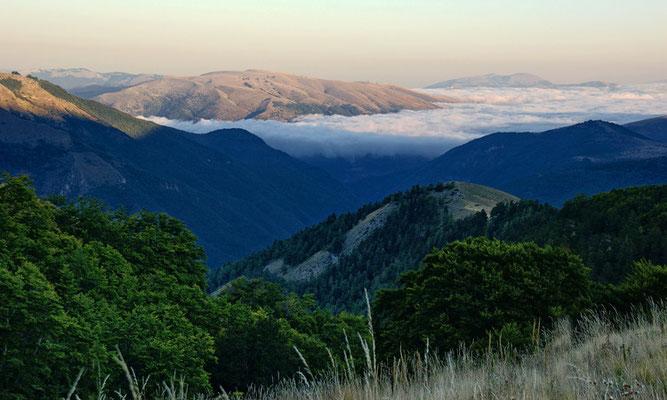 Monte Prada am Morgen