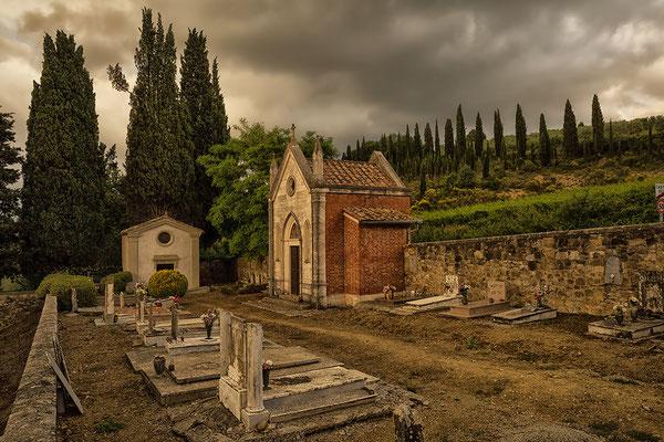 Friedhof von Castelnuovo dell'Abate