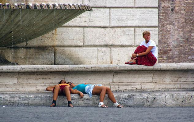 Rom hat´s in sich III