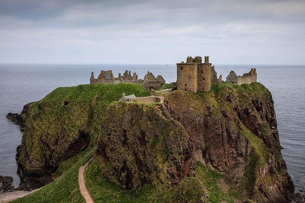 Dunnotar Castle bei Stonehaven