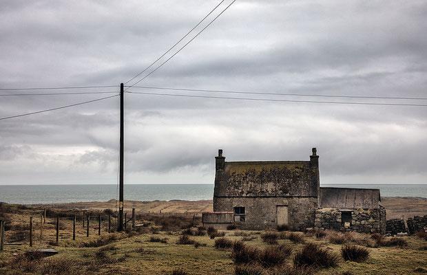 Abandoned House, Islibhig, Lewis