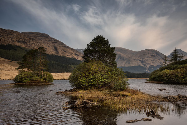 Lochan Urr, Glen Etive