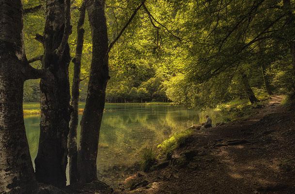 Lac de Bethmale nahe St.Girons