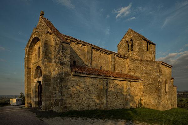 Église Saint-Laurent in Châtel-de-Neuvre