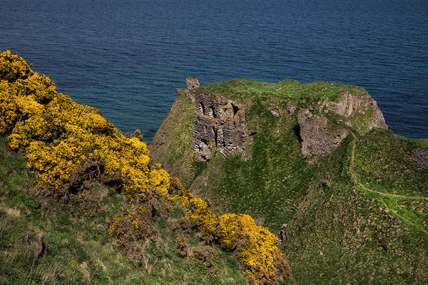 Findlater Castle bei Cullen