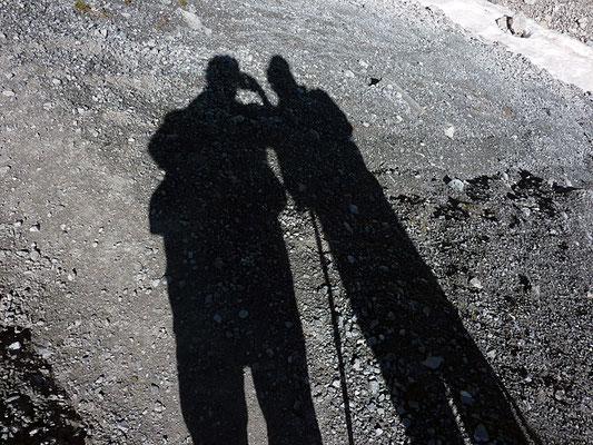 Zwei Wanderer