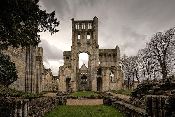 L'Abbaye de Jumièges