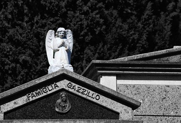 Friedhof in Tarquinia