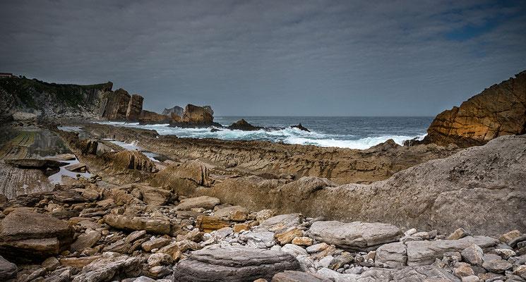 Liencres, Playa de la Arnia