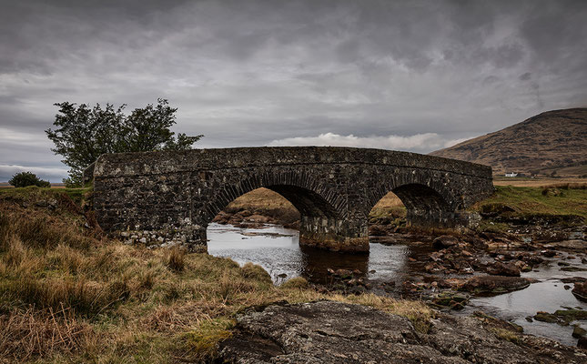 Old Bridge, Isle of Mull