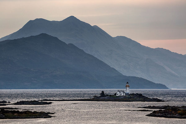 Ornsay Lighthouse, Isle of Skye