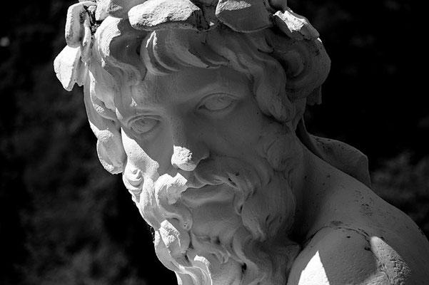 Skulptur im Schwetzinger Schlossgarten I