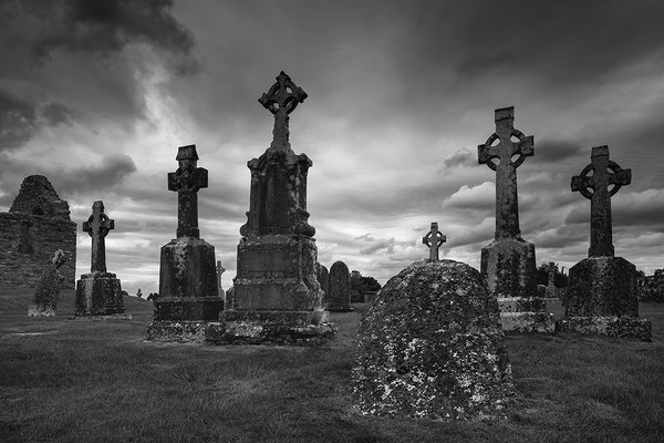 Clonmacnoise Monastery
