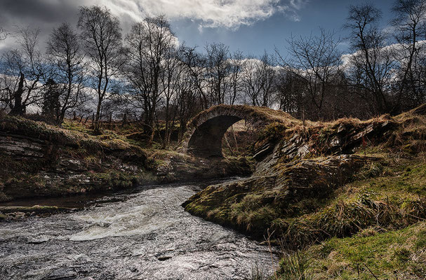 Packhorse Bridge Glenlivet