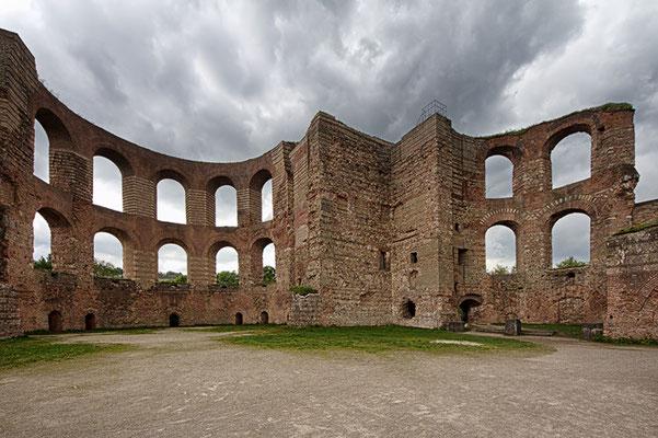 Trier - Kaiserthermen II