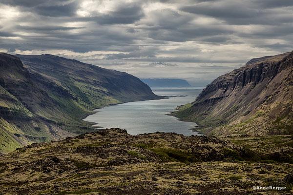 Kjalkafjördur (südl. Westfjorde)