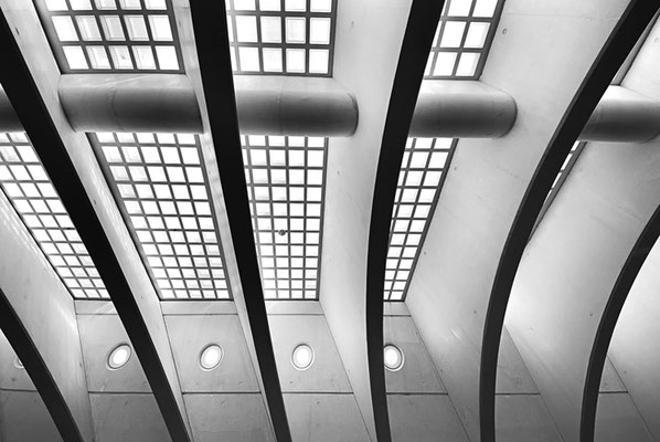 Gare Guillemins Liége, Belgien II