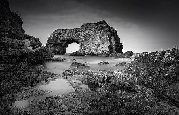 Great Pollet Sea Arch, Fanad
